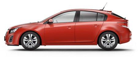 Каталог запчастей Chevrolet Cruze хетчбек (J305) ( Круз)