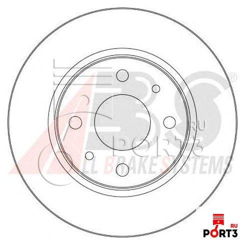 Фото №2 - минимальная толщина тормозного диска ВАЗ 2110