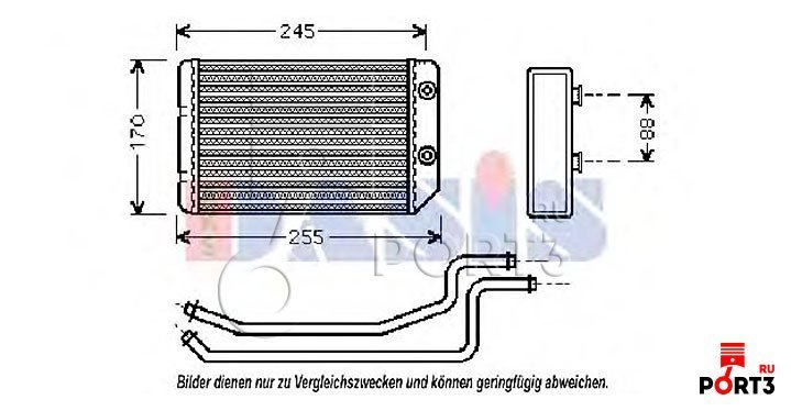 Теплообменник отопление салона теплообменник водонагревателя junkers wr10