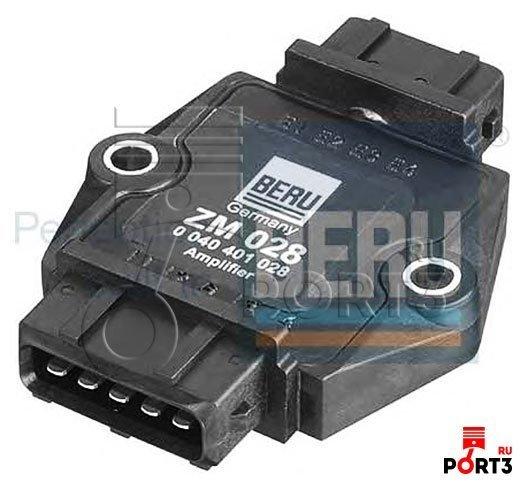 ZM028 Коммутатор, система зажигания BERU - описание, фото ...: http://www.port3.ru/info/BERU/ZM028