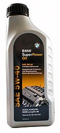 Моторное масло BMW Super Power 1л