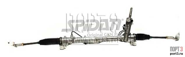GKN Spidan performance car parts, spares and