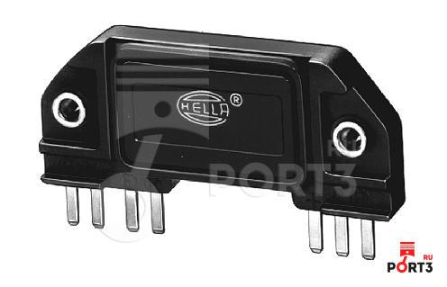 5DA 006 623-581 Коммутатор, система зажигания HELLA (Хелла ...: http://www.port3.ru/info/HELLA/5DA006623581