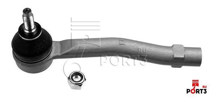 наконечник рулевой левый peugeot partner 3817.89