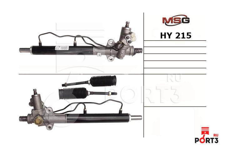 Подробное описание msg ho 204