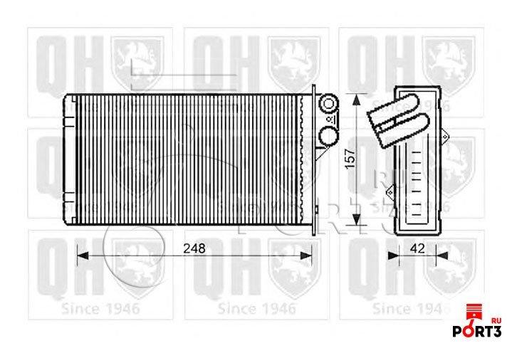 Теплообменник на пежо 405 как отремонтировать теплообменник phalen для бассейна