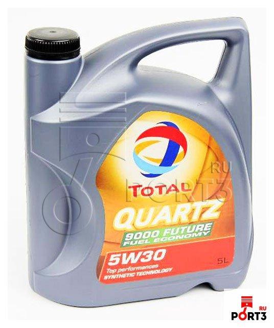 Моторное масло Total Quartz 9000 Future NFC 5W-30 4л - фото 6