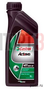 Моторное масло Castrol ACT EVO 4T 1л