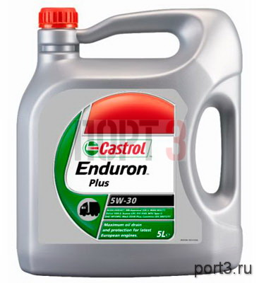 Моторное масло Castrol ENDURON PLUS 5W-30 5л