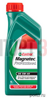 Моторное масло Castrol MAGNATEC PROFESSIONAL OE 5W-40 1л