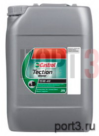 Моторное масло Castrol TECTION GLOBAL 15W-40 20л