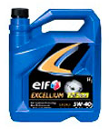 Моторное масло Elf EXCELLIUM FULL-TECH 5W-40 5л