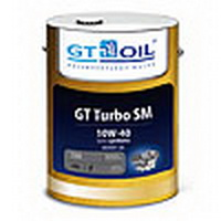 Моторное масло GT oil GT Turbo SM 20л