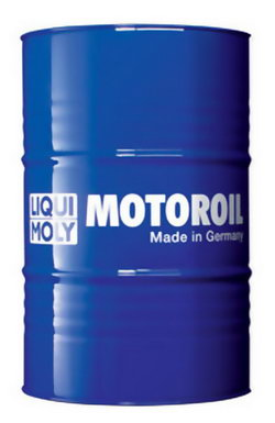 Моторное масло Liqui moly Touring High Tech SHPD-Motoroil 15W-40 Basic 205л