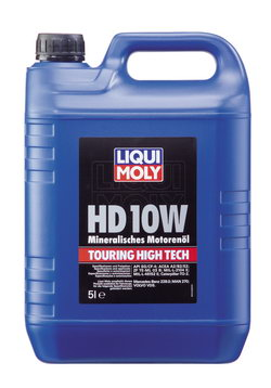 Моторное масло Liqui moly Touring High Tech HD 10W 5л