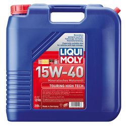 Моторное масло Liqui moly Touring High Tech 15W-40 20л