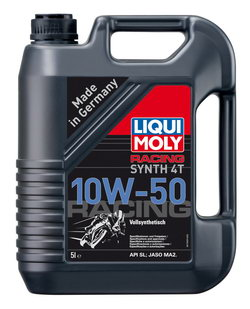 Моторное масло Liqui moly Synth 4T 10W-50 5л