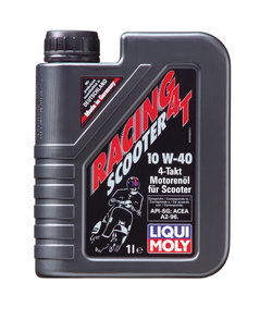 Моторное масло Liqui moly Racing Scooter 4T 10W-40 1л