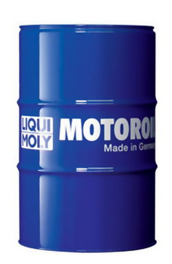 Моторное масло Liqui moly Racing Scooter 2T Basic 60л