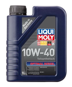 Моторное масло Liqui moly Optimal Diesel 10W-40 1л