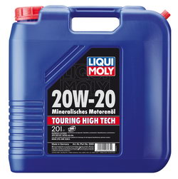 Моторное масло Liqui moly Touring high Tech 20W-20 5л