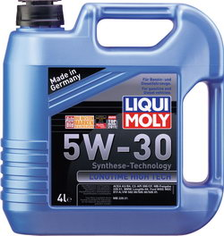 Моторное масло Liqui moly Longtime High Tech 5W-30 4л