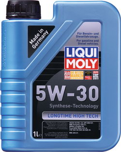 Моторное масло Liqui moly Longtime High Tech 5W-30 1л