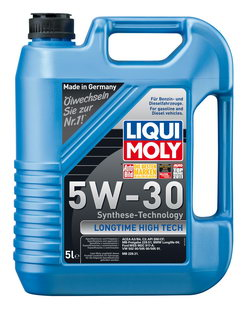 Моторное масло Liqui moly Longtime High Tech 5W-30 5л