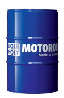 Моторное масло Liqui moly Touring High Tech SHPD-Motoroil 10W-30 205л
