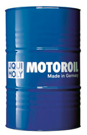 Моторное масло Liqui moly Touring High Tech 10W-30 205л
