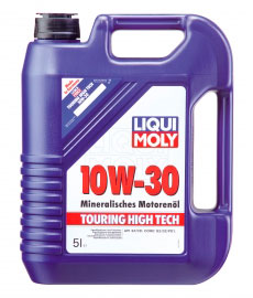 Моторное масло Liqui moly Touring High Tech 10W-30 5л