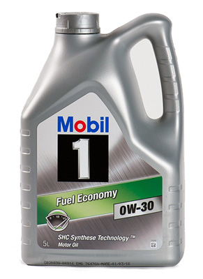 Моторное масло Mobil Mobil 1 Fuel Economy 4л