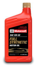 Моторное масло Motorcraft Full Synthetic 1л