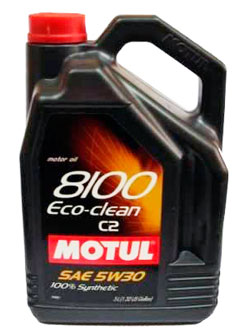 Моторное масло Motul 8100 Eco-clean 5л