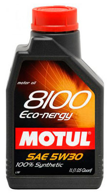 Моторное масло Motul 8100 Eco-nergy 1л