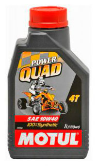 Моторное масло Motul Power Quad 4T 1л