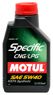Моторное масло Motul SPECIFIC CNG/LPG 1л