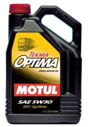 Моторное масло Motul Tekma Optima 5л