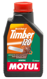Моторное масло Motul Timber 120 1л