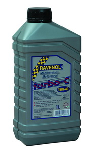 Моторное масло Ravenol Turbo-C HD-C 1л