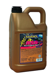 Моторное масло Ravenol Racing Sport Synto 5л