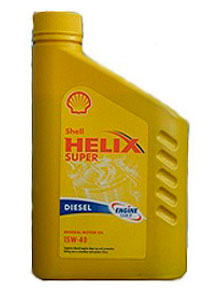 Shell Helix Super