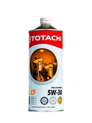 Моторное масло Totachi Fine Gasoline 5W-30 1л