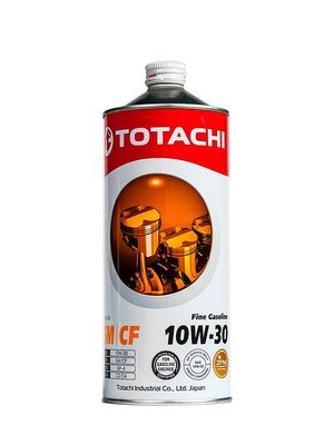 Моторное масло Totachi Fine Gasoline 10W-30 1л