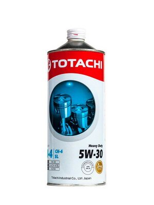 Моторное масло Totachi Heavy Duty 5W-30 1л
