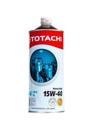 Моторное масло Totachi Heavy Duty 15W-40 1л