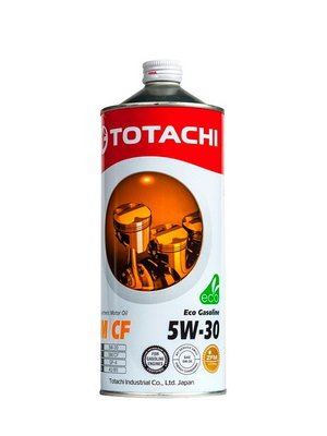 Моторное масло Totachi Eco Gasoline 5W-30 1л