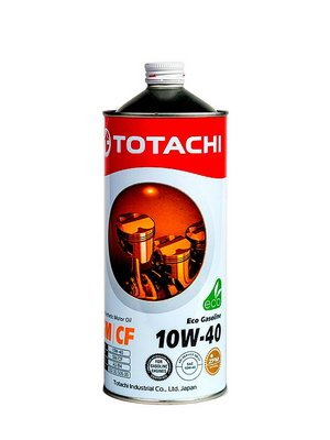 Моторное масло Totachi Eco Gasoline 10W-40 1л