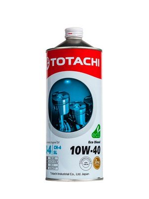 Моторное масло Totachi Eco Diesel 10W-40 1л