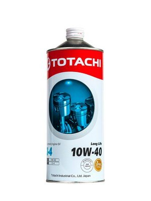Моторное масло Totachi Long Life 10W-40 CI-4 1л